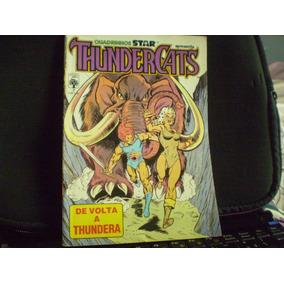 Hq - Thundercats Nº 7 Ano 1987 Raro