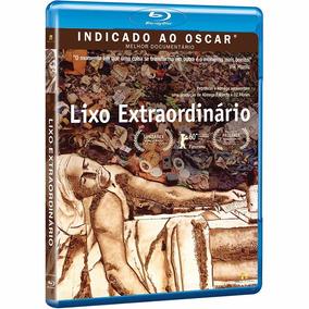 Lixo Extraordinário - Doc. Brasil Blu-ray Frete Grátis