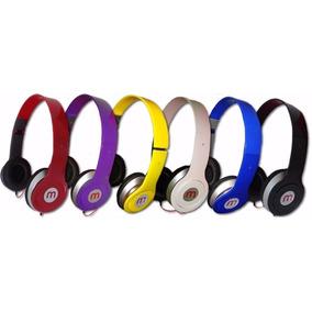 Fone Ouvido Mex Style Headphone P/ Mp3, Celulares, Radio T
