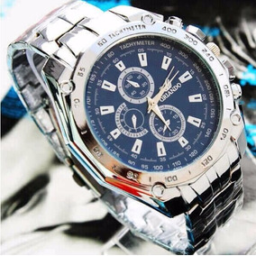 Relógio Masculino Esportivo Orlando Aço Inoxidável