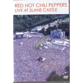 cd red hot chili peppers-live at slane castle gratis