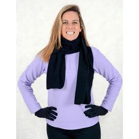 Cachecol Térmico Fleece Proteção Total Do Pescoço P/ Frio
