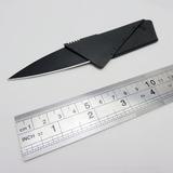 Canivete Cartão Tático Sinclair Cardsharp ( Frete 16 Reais )