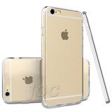 Estuche Flexigel Slim Transparente Celulares Iphone 6 S Plus