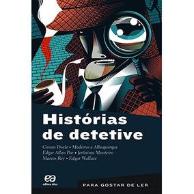 Livro Histórias De Detetive