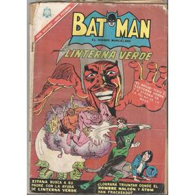 Revista Novaro Batman Nº 352 Linterna Verde / Z10