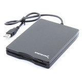 Unidad Floppy Diskette Drive 3.5 Usb 2.0 Externo Portable