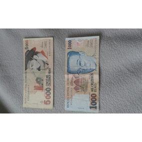 Nota De Cinco Mil Cruzeiros Reais