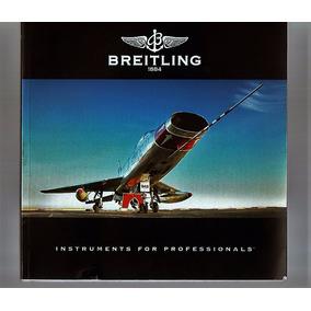 7900cfee5af Caneta Breitling - Coleções e Comics no Mercado Livre Brasil