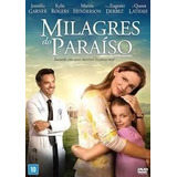 Dvd Milagres Do Paraíso Filme Gospel Original Sony