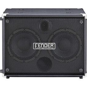 Gabinete De Bajo Fender Rumble