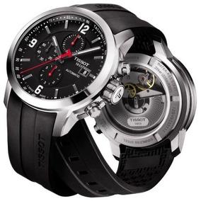 Relogio Tissot Prc 200 T0554271705700 Automatico Preto
