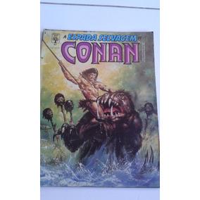 A Espada Selvagem De Conan Nº 45 Bom Estado