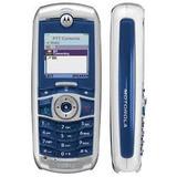 Motorola C381 Prata/azul Raridade Colecionador Apenas Claro