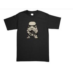 Playera Bordada Star Wars - Stormtrooper