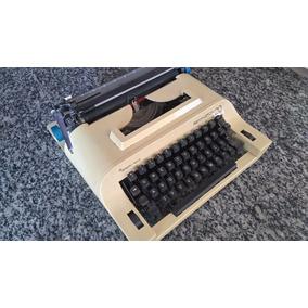Remington 20 Sperry Rand Máquina Escrever Anos 70