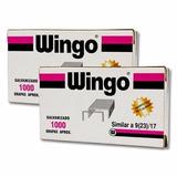 Grapas Wingo Lisas O Corrugadas - Nuevas 100%