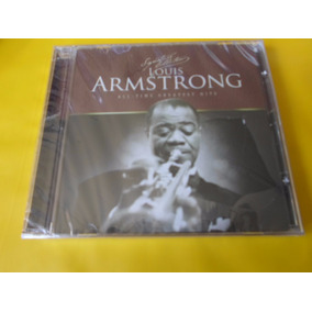 Cd Louis Armstrong / All-time Greatest Hits / Novo