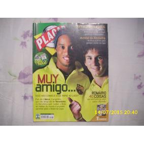 Revista Placar Nº 1290 - Janeiro 2006 - Muy Amigo