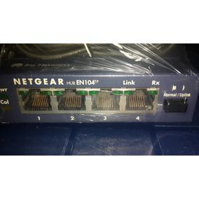 Hub Netgear 4p