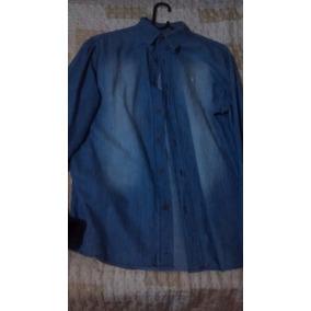 199ada808 Camisa Social Masculina M.polo Dins