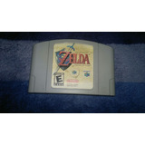 Zelda Ocarina Of Time Para Nintendo 64,excelente Titulo