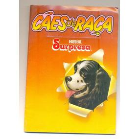*sll* Álbum - Nestle Surpresa Cães De Raça - Completo