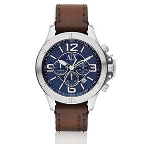 Relógio Masculino Armani Exchange Analógico Ax1505/0an Fundo