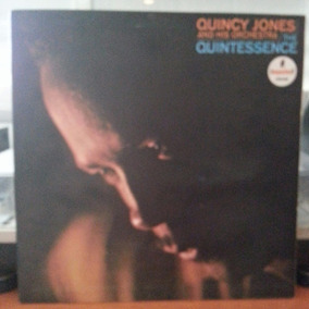 Quincy Jones - The Quintessence - 1976 (lp)