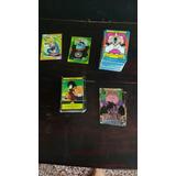 Vendo Lote De 250 Cartas Dragón Ballz