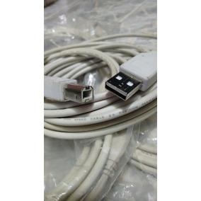 Cable De Datos Para Impresoras, Disco Duro Portátil