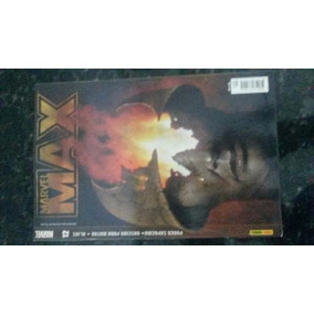 Hq - Marvel Max Nº 12. Registro Módico Frete 7,00