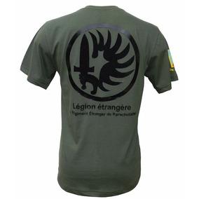 Camiseta Legion Etrangere 2º Rep Tam. M