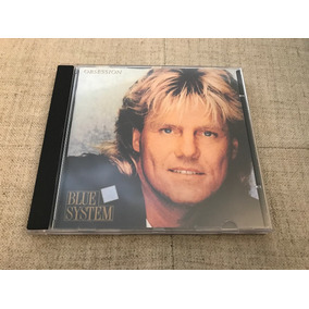 Cd Blue System Obsession (modern Talking) Importado Usado
