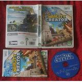 Sim City - Creator - Fisico / Nintendo Wii & Wii U - Usa 25