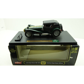 1:18 Anson Caterham Lotus Super 7 1957 - 1973