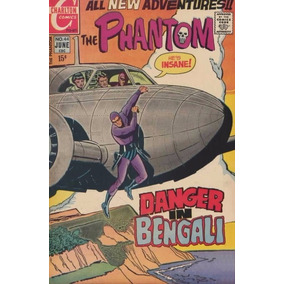Charlton All New The Phantom - Volume 44