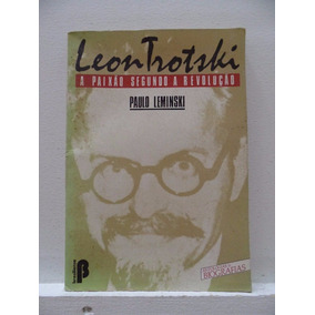 Livro Leon Trotski - Paulo Leminski