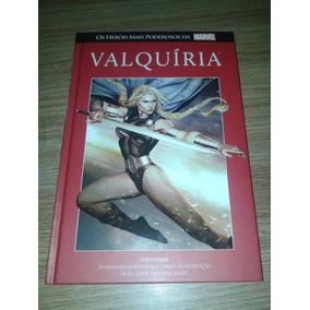 Heróis Mais Poderosos Da Marvel Nº21: Valquiria (seminovo)