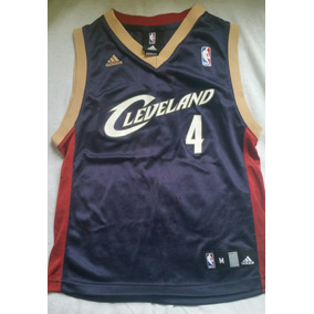 44f7f5fd5 Camiseta Nba Cleveland Wallace 4 Tam. M