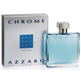 Perfume Azzaro Chrome Caballero 100% Original (100ml)