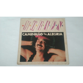 Compacto - Moraes Moreira - Caminhao Da Alegria - 1984