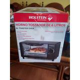 Horno Tostador Holstein 6 Litros ¡¡nuevo!!!