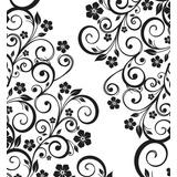 Adesivos Decoração Vidros Box Azulejos Blindex Flores