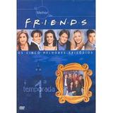 Dvd - O Melhor De Friends - 1 Temporada - Wb