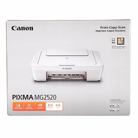 Printer Canon Pixma Mg-2520 Multifuncion