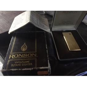 Encendedor Ronson