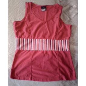 T-0011 Nike Blusa Rosa
