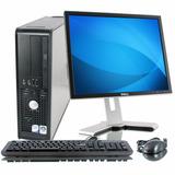4 Computadoras Core2duo/dualcore 4gb 19