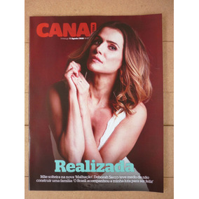 Deborah Secco - Revista Canal Extra
